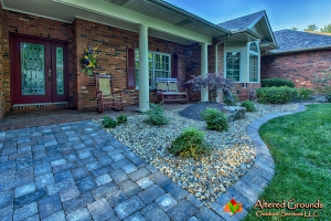Landscaping – Evers Front After