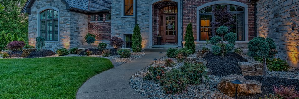 Take your landscaping  to the next level