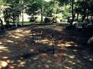Backyard Makeover Landscape Photo
