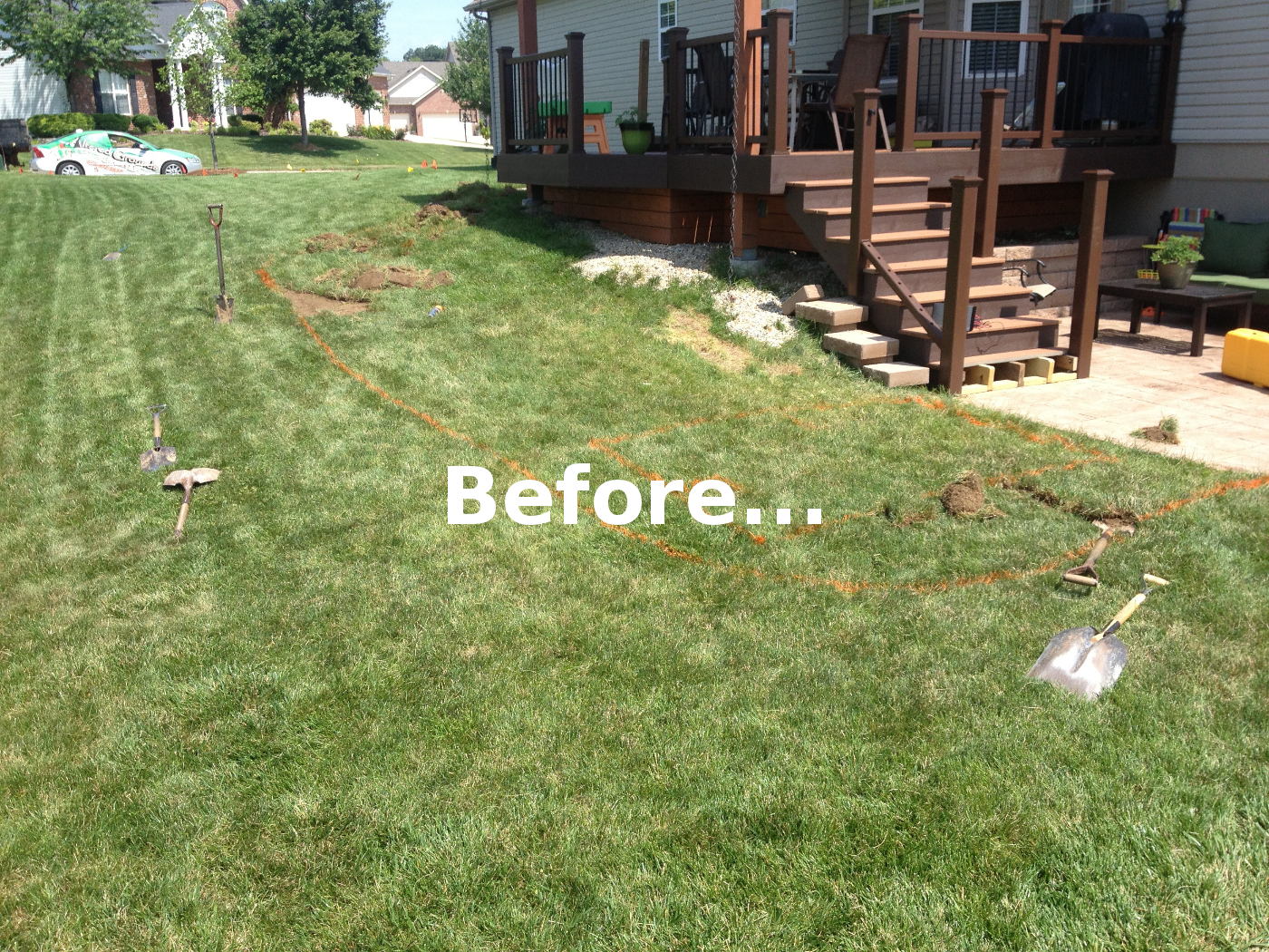 Backyard Makeovers Altered Grounds Landscaping
