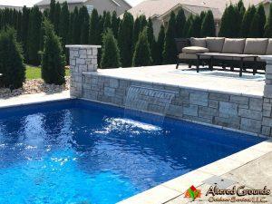 Belleville Pool Installation Photo