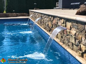 After Pool Install Edwardsville