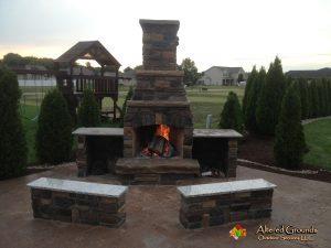 Fire Pit - AG Fire Place WL